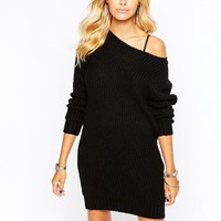 Boohooo Jumper Dress