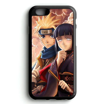 Cute Naruto Couple iPhone 4s iphone 5s iphone 5c iphone 6 Plus Case | iPod Touch 4 iPod Touch 5 Case