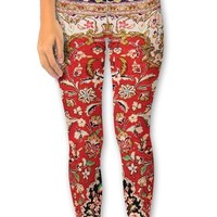 Persian Rug Leggings