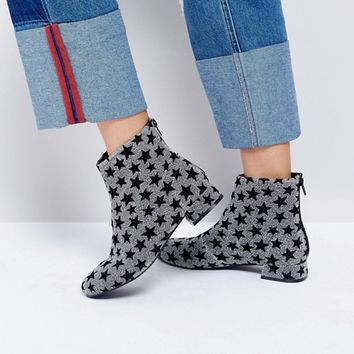 ASOS ARTISTIC Ankle Boots at asos.com
