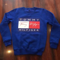 """Tommy Hilfiger ""sports leisure Pullover Sweater"