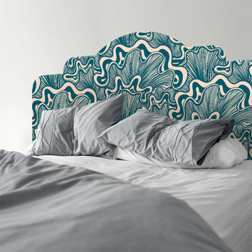 Beatnik Headboard Decal