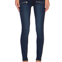 Paige Denim Edgemont Ultra Skinny in Clark No Wiskers