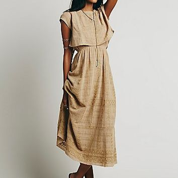 Free People Womens Holland Dress