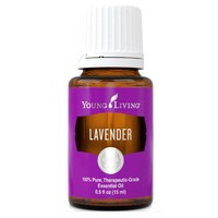 Young Living Lavender Essential Oil - 15 Milliliters