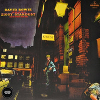 Bowie, David - The Rise And Fall Of Ziggy Stardust And The Spiders From Mars (LP)