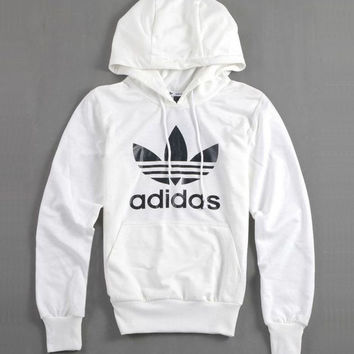 "adidas"" women fashion hooded top from tour town beach"