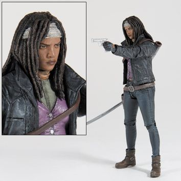 SDCC 2015 Exclusive Walking Dead Color All Out War Michonne