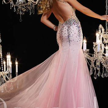 Floor Length Panoply Prom Dress 14612