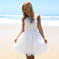 Sweet As Sugar Babydoll Dress