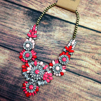 SIP OF SUMMERTIME NECKLACE – LaRue Chic Boutique