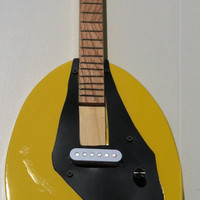 new (25 % off) Guitar on sale 3 stringed guitar with optional strings
