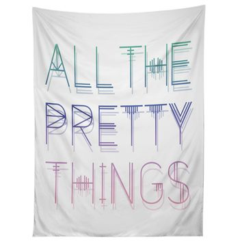 Zoe Wodarz All the Pretty Things Tapestry