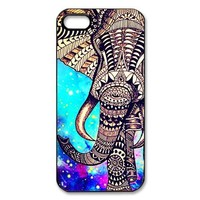 Elephant Custom Case for Iphone 5/5s
