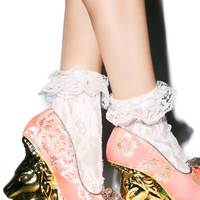 Irregular Choice Trixy Heel Pink