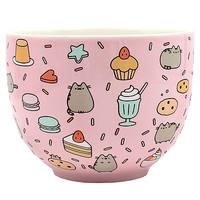 Buy Pusheen the Cat Ice Cream and Cakes Large Treat Bowl at ARTBOX