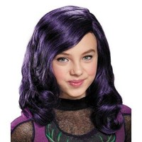 Disneys Descendants: Mal Wig For Girls