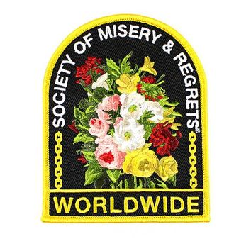 Society Of Misery & Regrets® Worldwide Patch