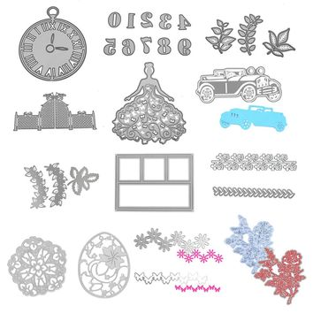 1pc New Metal Cutting Dies Stencil DIY Scrapbooking Embossing Album Paper Card Craft !.