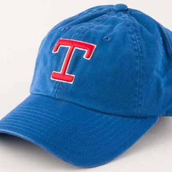 Texas Rangers Washed Cotton Twill Baseball Cap by American Needle