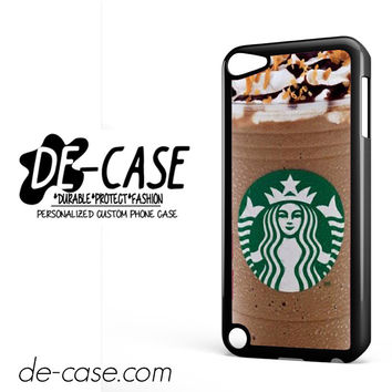 Starbucks Frappuccino DEAL-10092 Apple Phonecase Cover For Ipod Touch 5