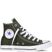 Converse Chuck Taylor All Star Fresh Colors Collard Hi Top