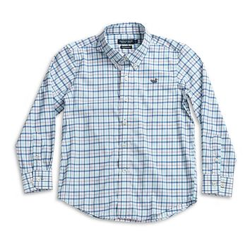 Youth Chambers Performance Dress Shirt by Southern Marsh