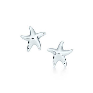 Tiffany & Co. - Elsa Peretti®:Starfish Earrings