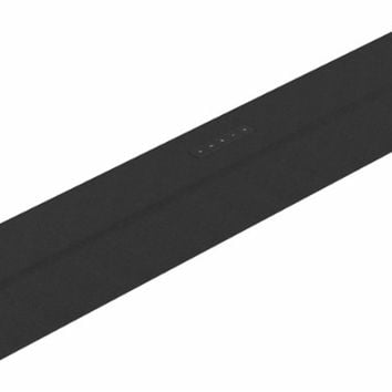 VIZIO - 2.0-Channel Soundbar with Bluetooth - Black