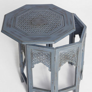 Magical Thinking Morocco Hexagon Side Table - Urban Outfitters