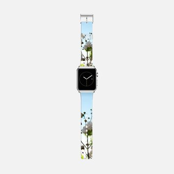 spring flowers Apple Watch Band (42mm) by VanessaGF   Casetify