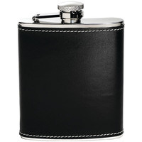 Houdini 6oz Pocket Flask (black)