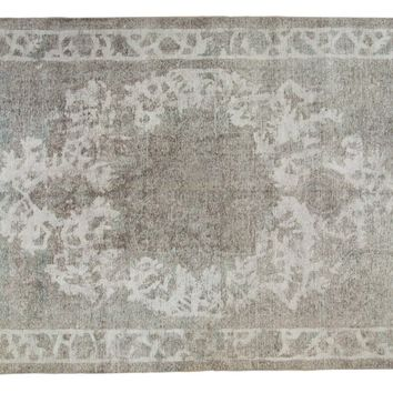 6.5x9.5 Vintage Distressed Sivas Carpet