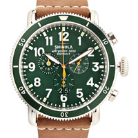 Shinola - The Runwell Sport Chronograph Watch 48mm | MR PORTER