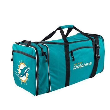 Miami Dolphins Steal Duffel Bag