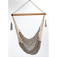 Mission Hammocks Hanging Hammock Chair - Nautical