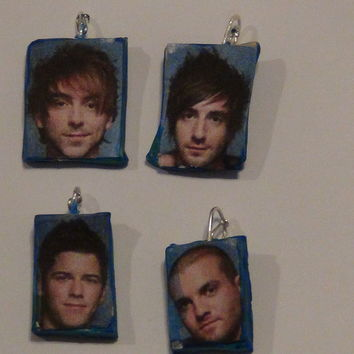 All Time Low Polymer Clay Charms