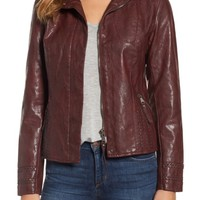 KUT from the Kloth Brittney Faux Leather Jacket | Nordstrom