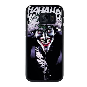 BATMAN THE KILLING JOKE Samsung Galaxy S7 Edge Case