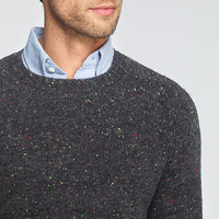 Sutton Tweed Sweater - JackSpade