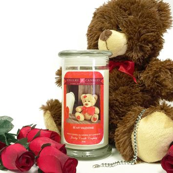 Be My Valentine! - Valentine's Day Jewelry Candle