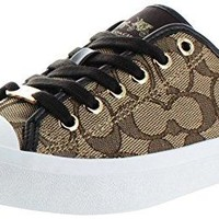 Coach Womens Empire Outline Sneaker