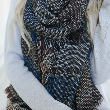 Blustery Day Scarf