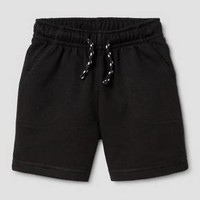 Toddler Boys' Lounge Shorts Cat & Jack™ Black