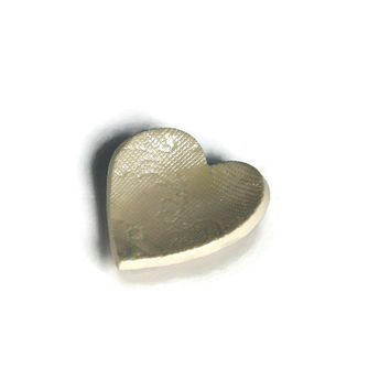 Heart Ring Dish, Jewellery Holder, Mother of Pearl, 30th Wedding Anniversary Gift, Mothers Day Gift