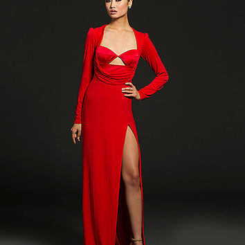 Jovani Couture Dress 21461 - Couture Dresses