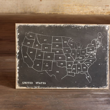 Usa Wall Art