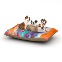 """Danny Ivan """"Colorful Fire"""" Cool Fire Dog Bed"""