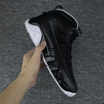 JORDAN Basketball Shoes High-Top Sneakers  Cushion Basketball Shoes Jordan 9 for men shoes