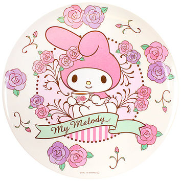 Buy Sanrio My Melody Rose Cafe 20cm Printed Plate at ARTBOX